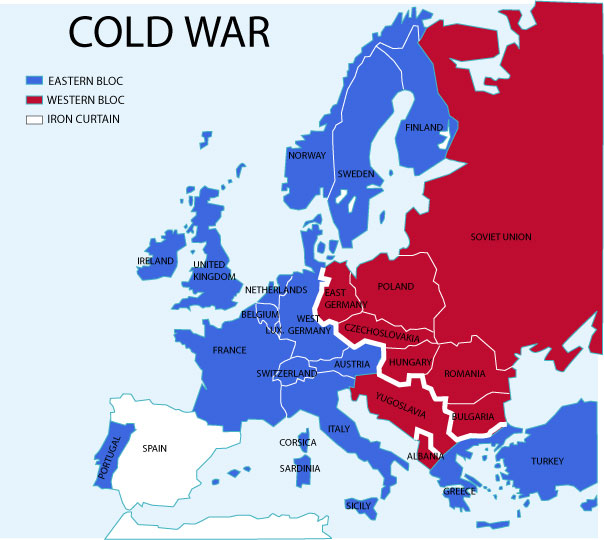 the development of issues in different parts of the world after the cold war A phrase used to describe the 40-odd years after world war ii  was part of independent ukraine after 1991  the cold war tit-for-tat style.